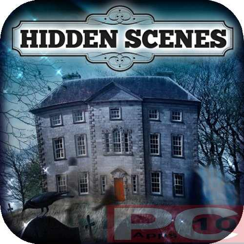 Hidden Scenes Mystery Mansion for PC Windows 10/ 8/ 7 and Mac