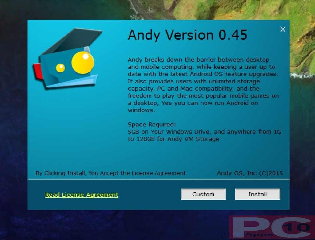 Andy_App_Player_PC