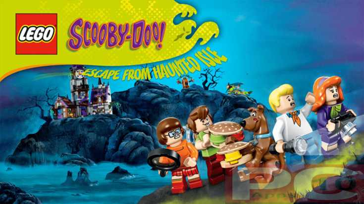 LEGO Scooby-Doo Haunted Isle For windows (10/8/7) and MAC