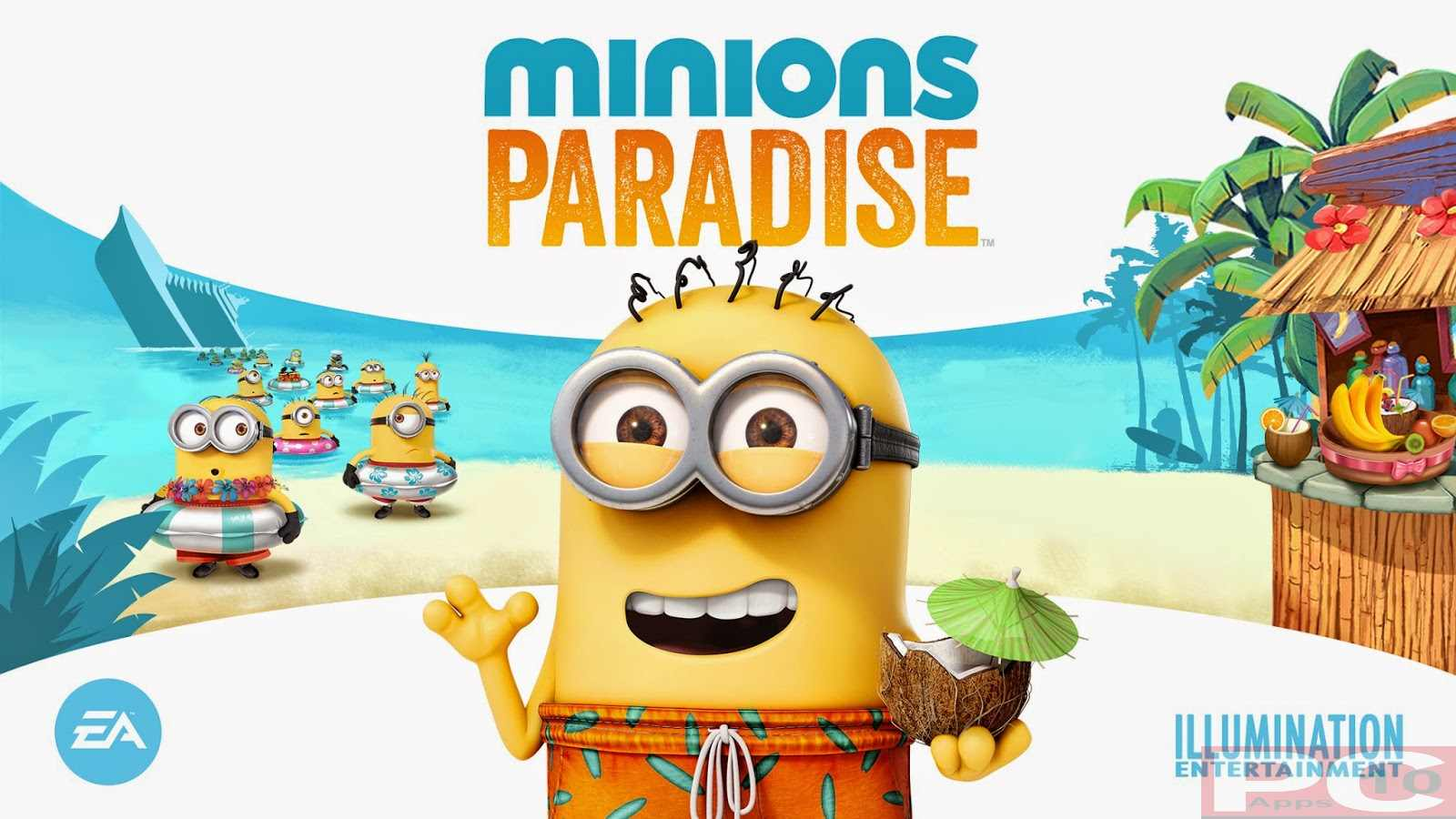 Minnions paradise for PC Windows (10/8/7) and MAC