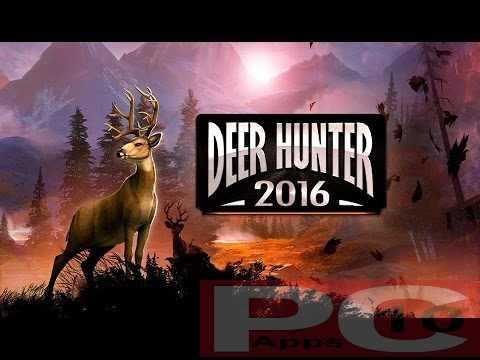 Deer Hunter 2016 for PC (Windows 10/ 8/ 7 and Mac)