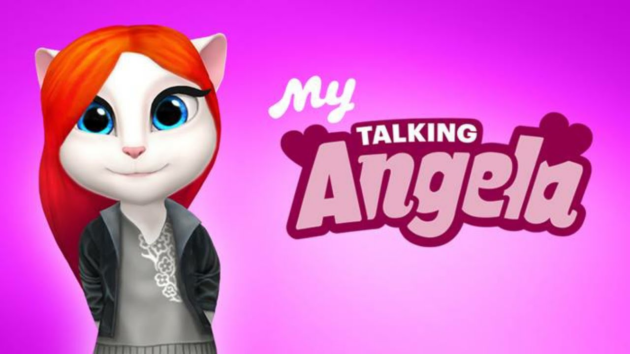 My Talking Angela for PC Windows 10, 7, 8, XP & Mac