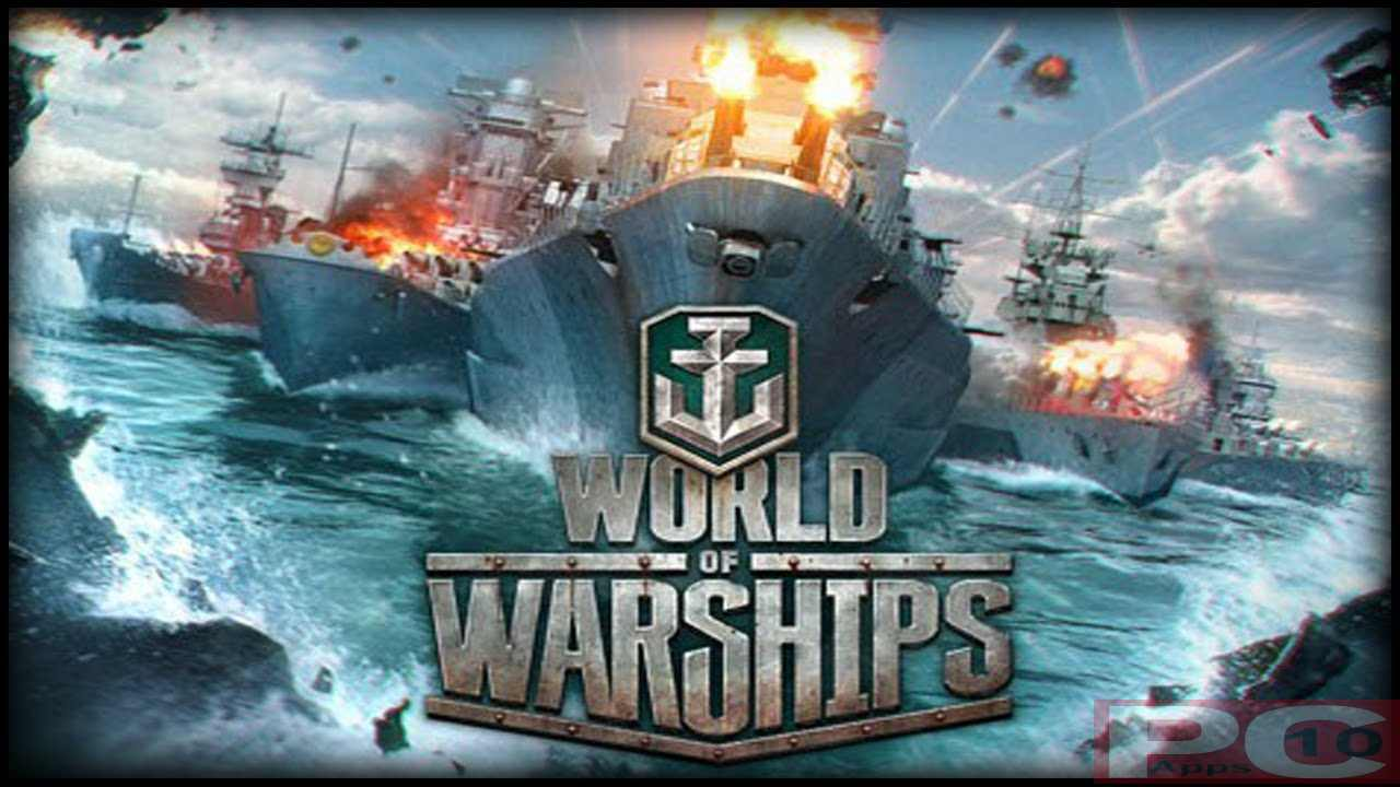 World Of Warship: Pacific War for PC Windows 10/ 8/ 7 and Mac