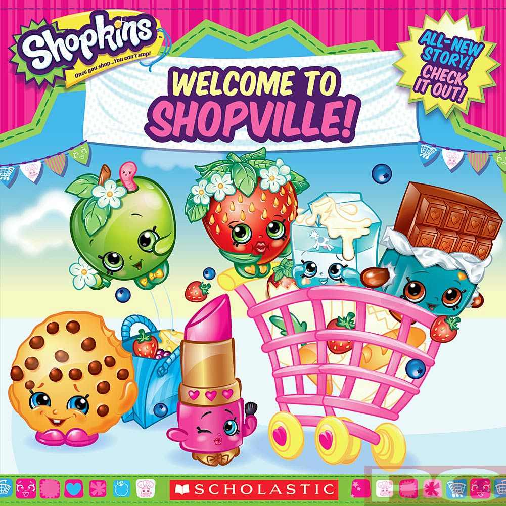 Shopkins: Welcome to Shopville! for PC Windows (10/8/7) and Mac
