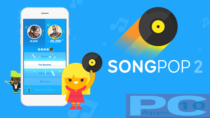 SongPop 2 for PC Windows (10/8/7) and MAC