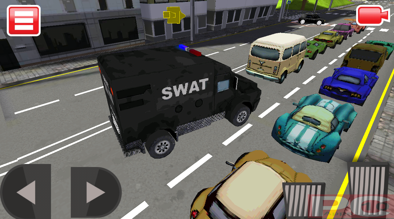 Police Car Driving Simulator for PC Windows (10/8/7) and MAC