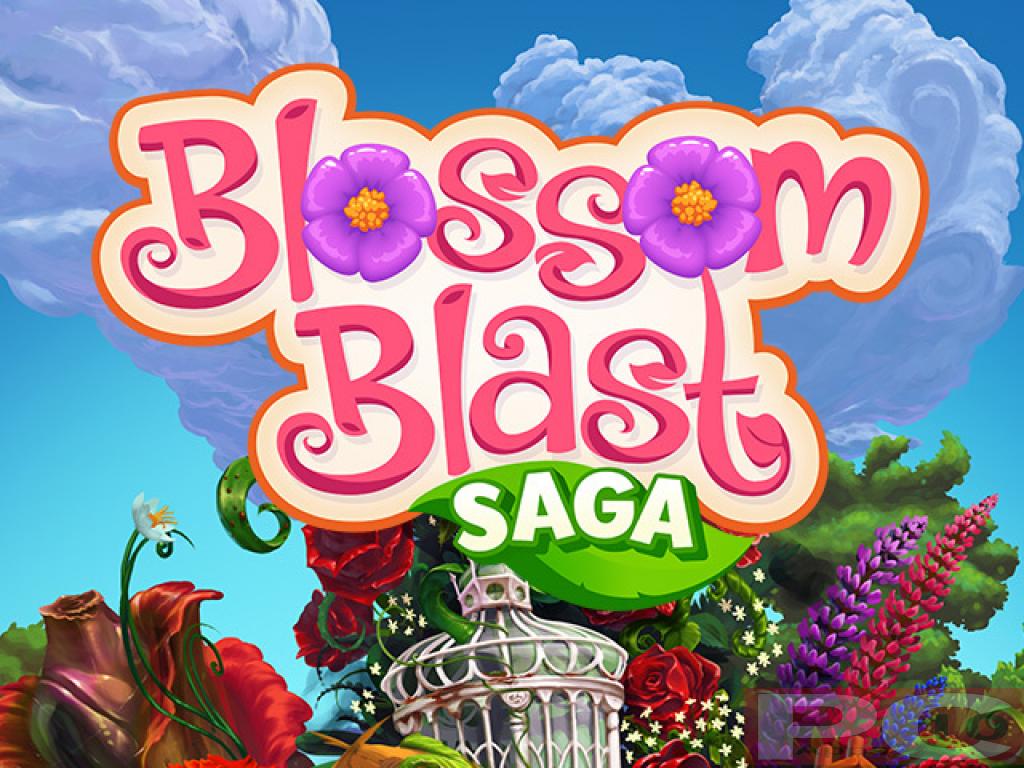 Blossom-Blast-Saga