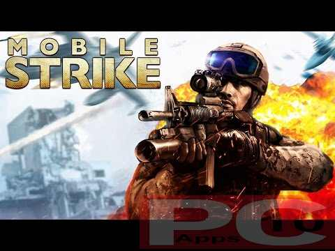 Mobile Strike for PC Windows (10/8/7) And MAC