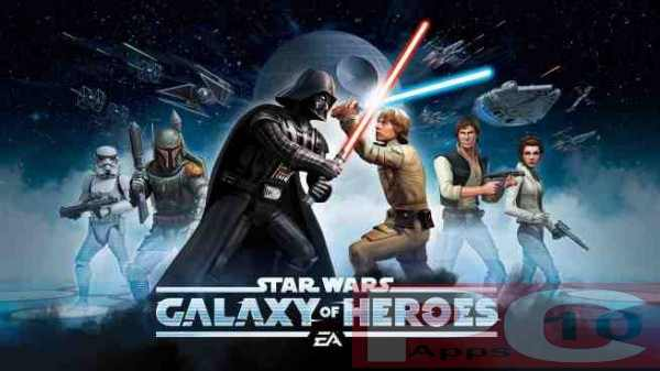 Star wars galaxy of heroes FOR WINDOWS (10/8/7) AND MAC