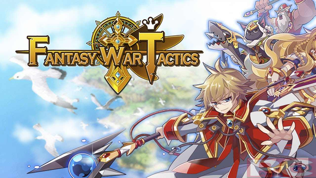 Fantasy War Tactics FOR WINDOWS (10/8/7)PC AND MAC