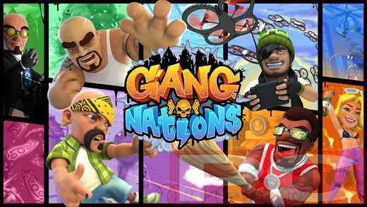 Gang Nations FOR PC WINDOWS (10/8/7) AND MAC