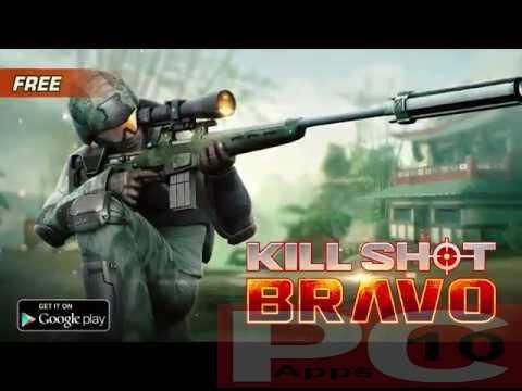 KILL SHOT BRAVO FOR WINDOWS (10/8/7) PC AND MAC