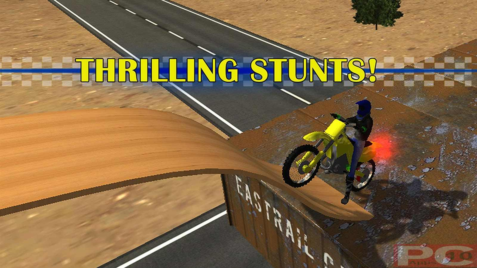 MOTO STUNT BIKE RACER 3D FOR PC WINDOWS (10/8/7) AND MAC