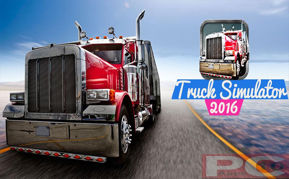 Truck Simulator 2016 FOR PC WINDOWS (10/8/7) AND MAC
