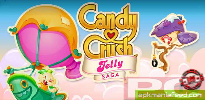 Candy Crush Jelly Saga for Windows (10/8/7) and Mac