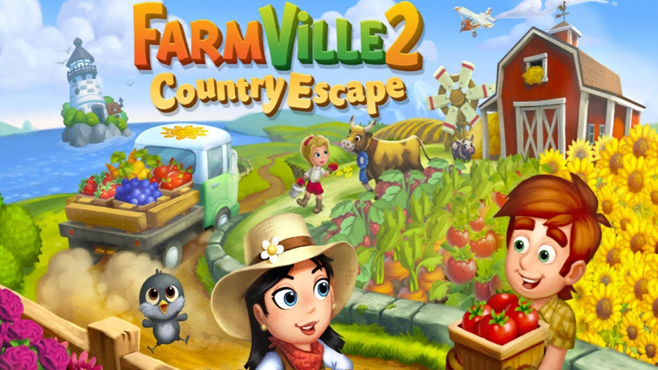 FARMVILLE 2: COUNTRY ESCAPE FOR PC WINDOWS (10/8/7) AND MAC