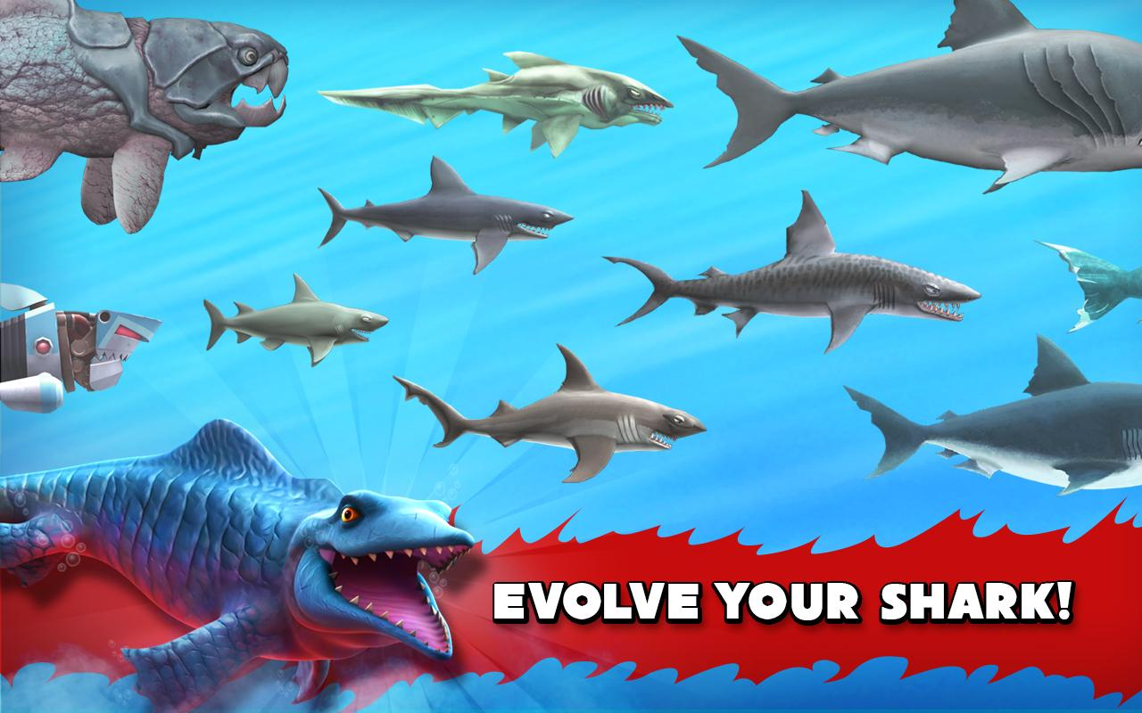 Hungry Shark Evolution pc