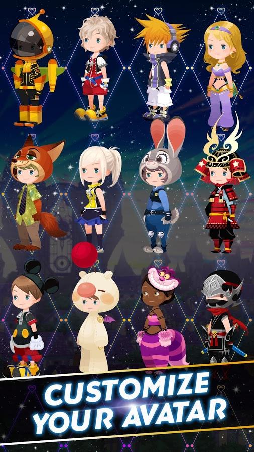Kingdom Hearts Unchained X PC