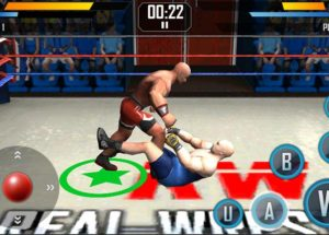 Real Wrestling 3D FOR PC WINDOWS (10/8/7) AND MAC
