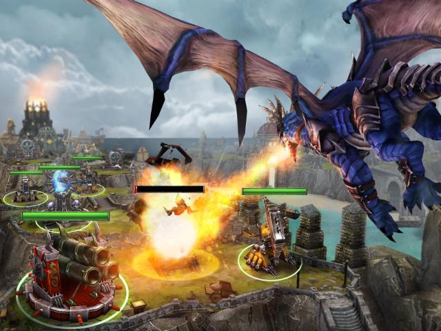 War-Dragons