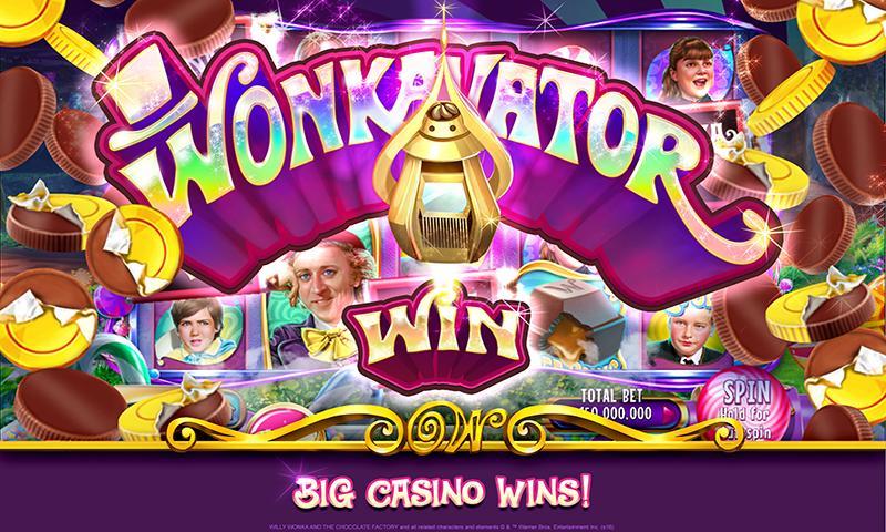 Willy Wonka Slots Free Casino pc
