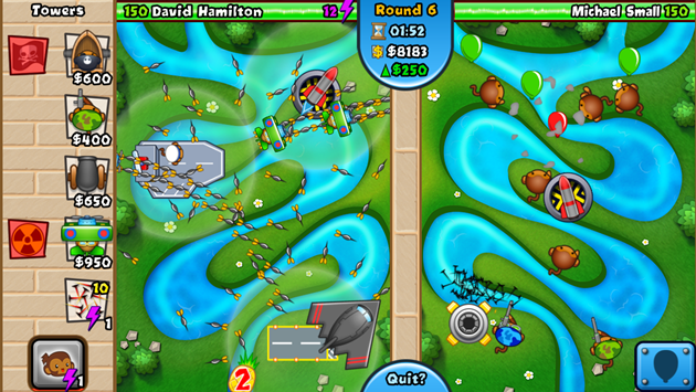 Bloons TD Battles pc