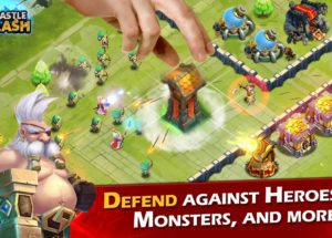 Castle Clash: Age of Legends FOR PC WINDOWS (10/8/7) AND MAC