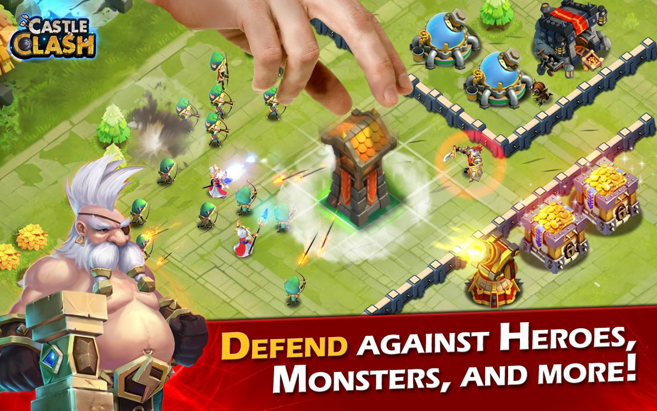 Castle Clash Age of Legends pc