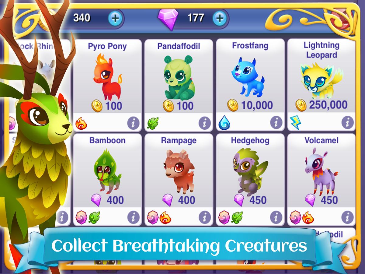 Fantasy Forest Flowery mac