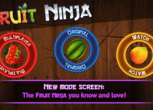 Fruit Ninja Free FOR PC WINDOWS (10/8/7) AND MAC