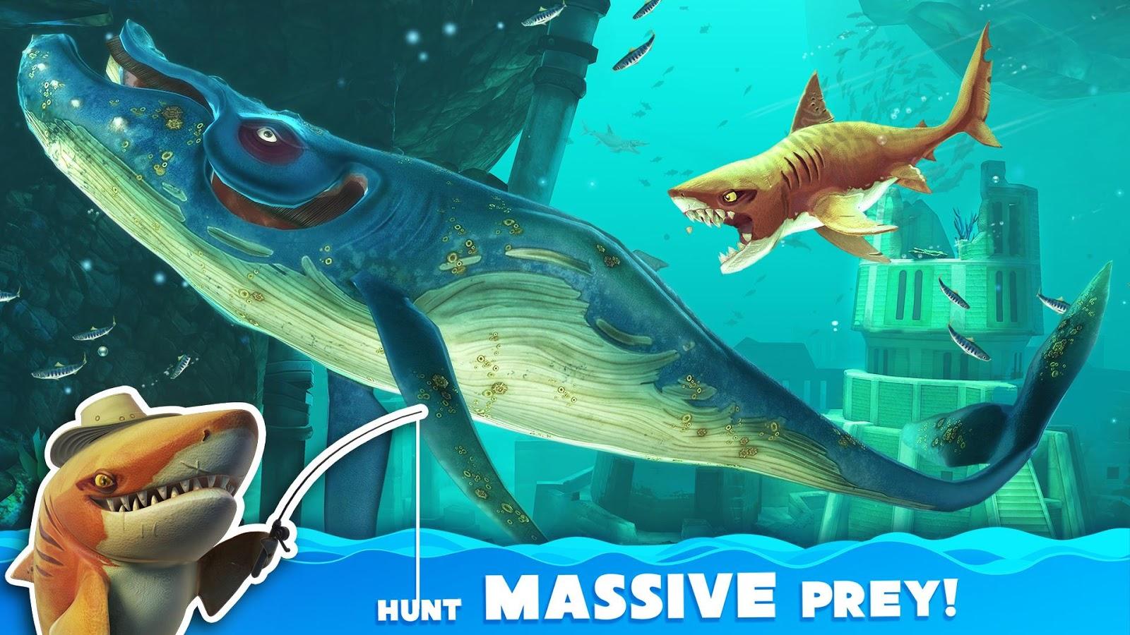 Hungry-Shark-World-pc