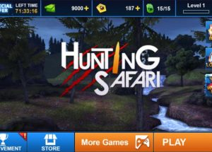 Hunting Safari 3D FOR PC WINDOWS (10/8/7) AND MAC
