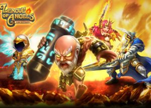 League of Angels FOR PC WINDOWS (10/8/7) AND MAC