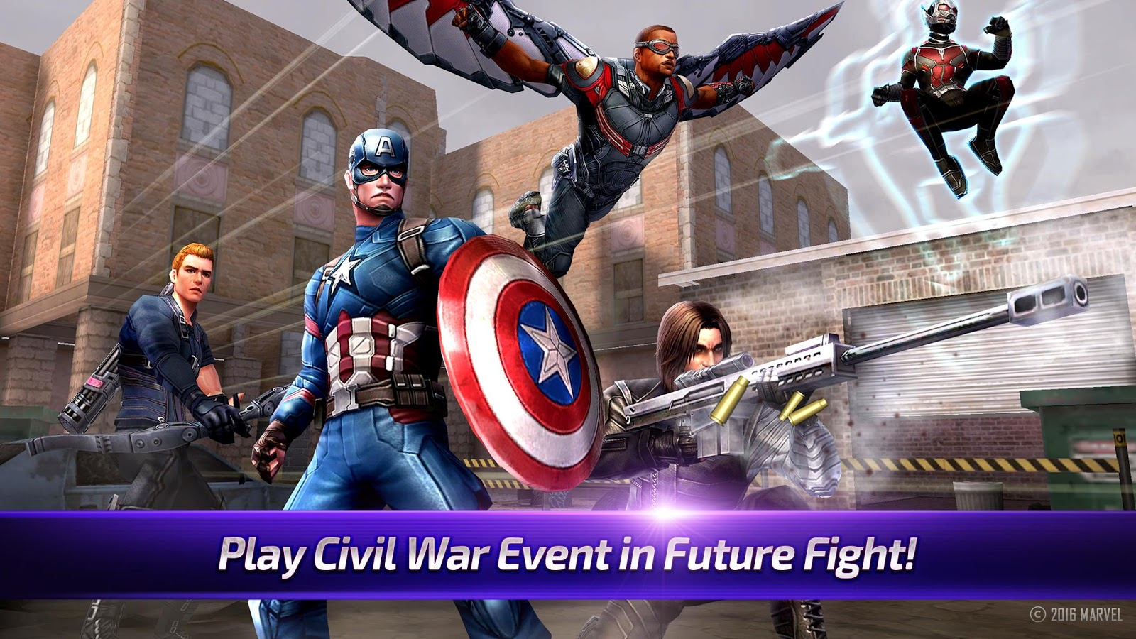 MARVEL Future Fight pc