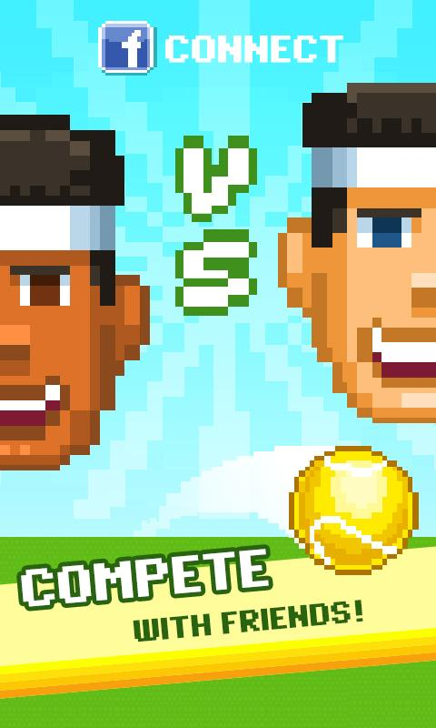 One-Tap-Tennis-pc