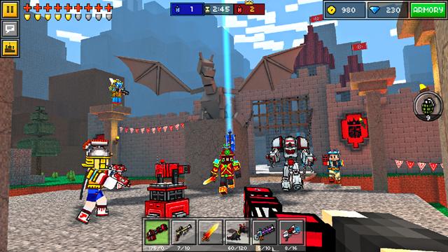 Pixel Gun-3D