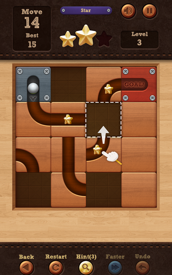 Roll the Ball - slide puzzle pc