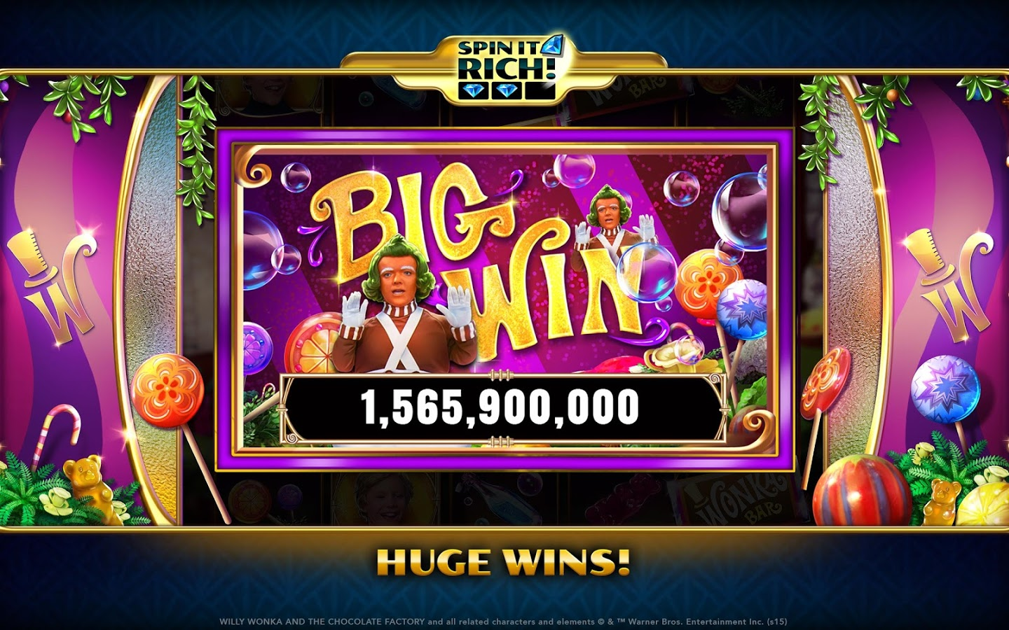 Spin it Rich! Casino Slots pc