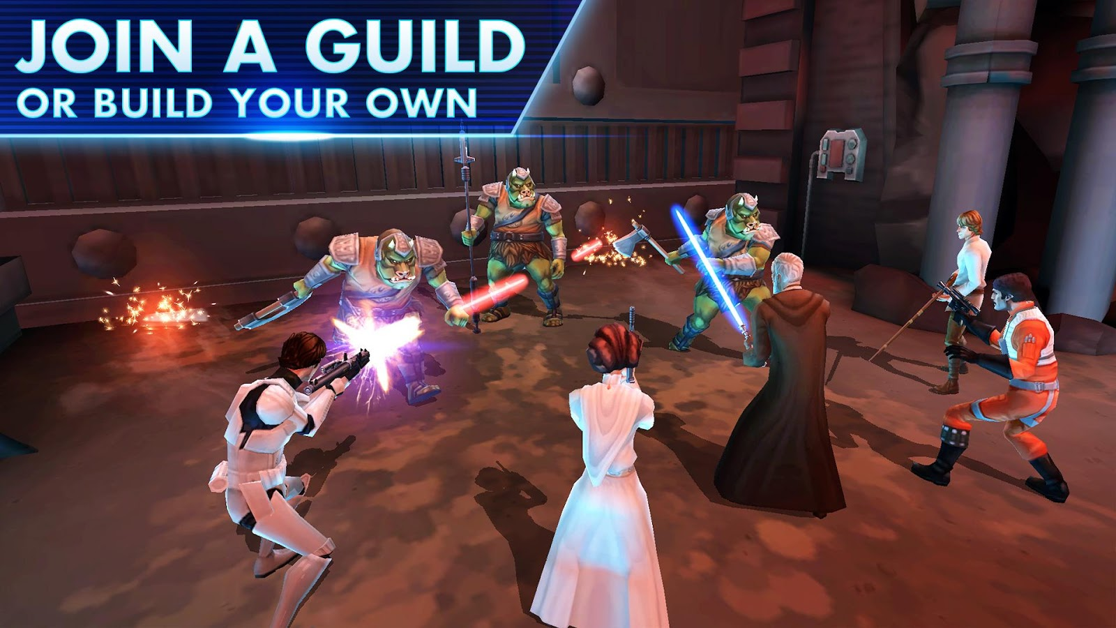 Star Wars Galaxy of Heroes pc