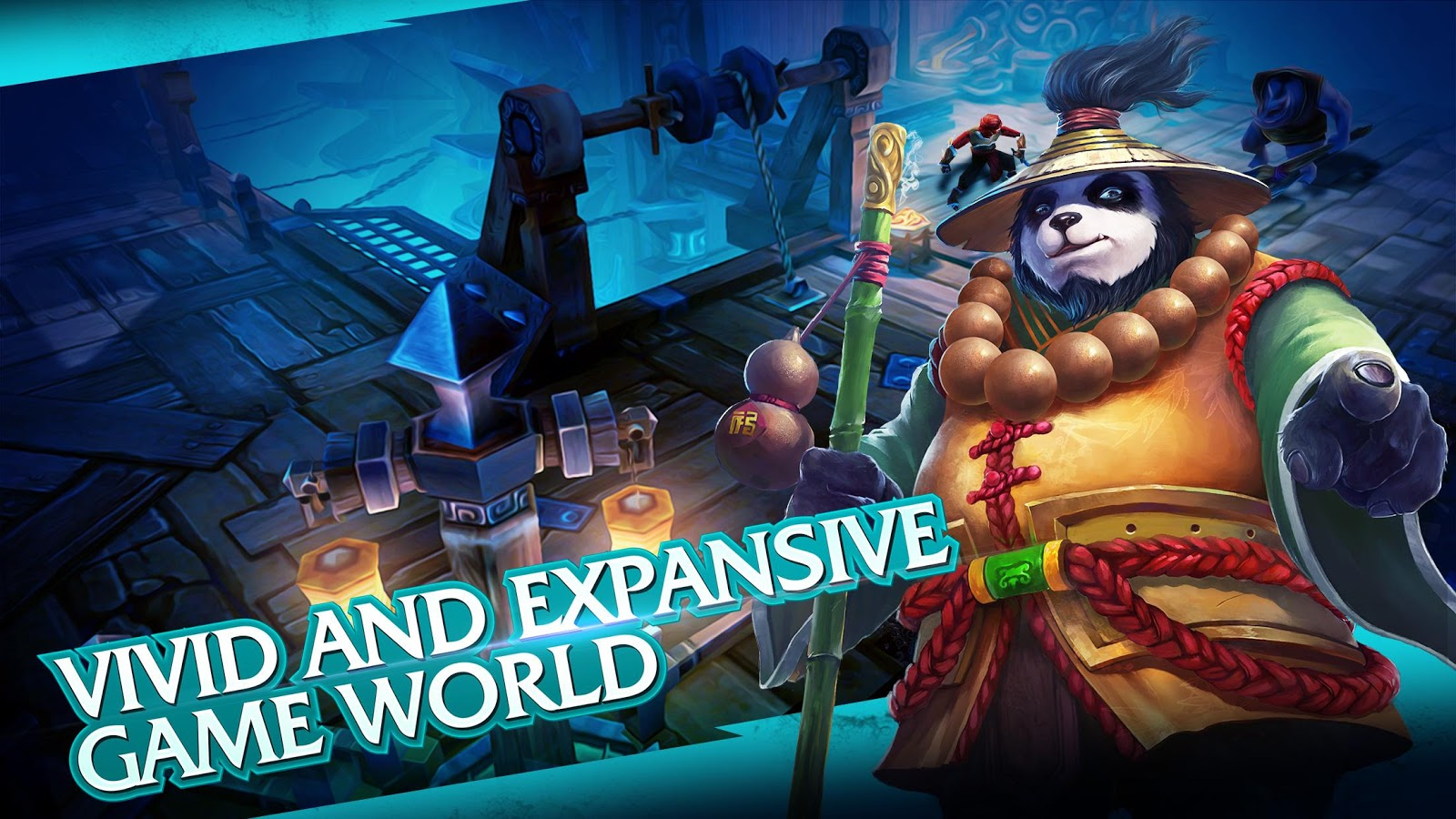 Taichi Panda Heroes for pc