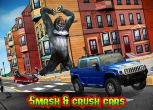 Ultimate Gorilla Rampage 3D FOR PC WINDOWS (10/8/7) AND MAC