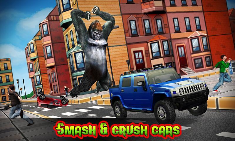 Ultimate Gorilla Rampage 3D