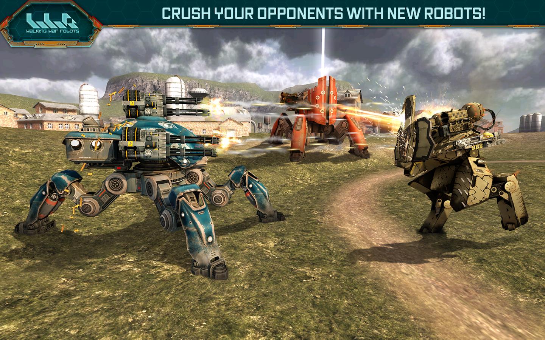 Walkng War Robots