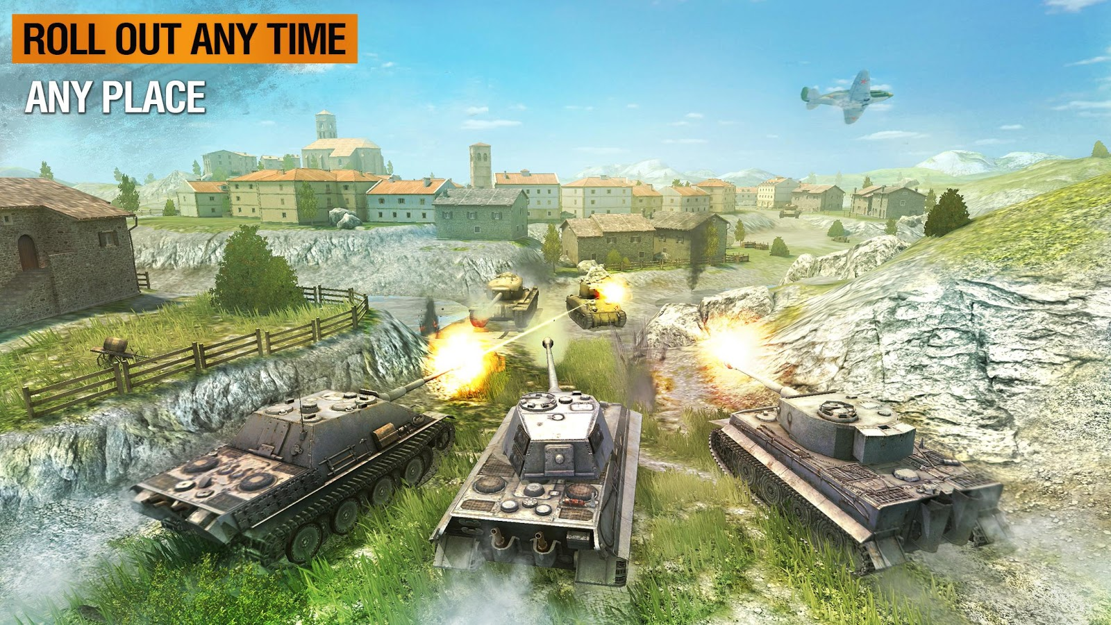 World of Tanks Blitz pc