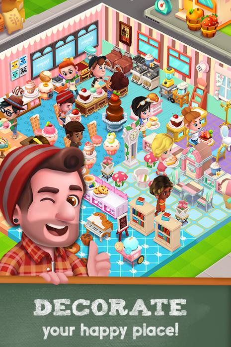 Bakery Story 2 pcv