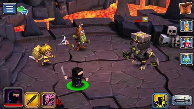 Dungeon Battles opv