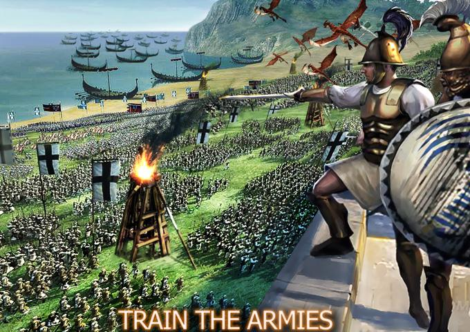 Empire - War of Kings pc