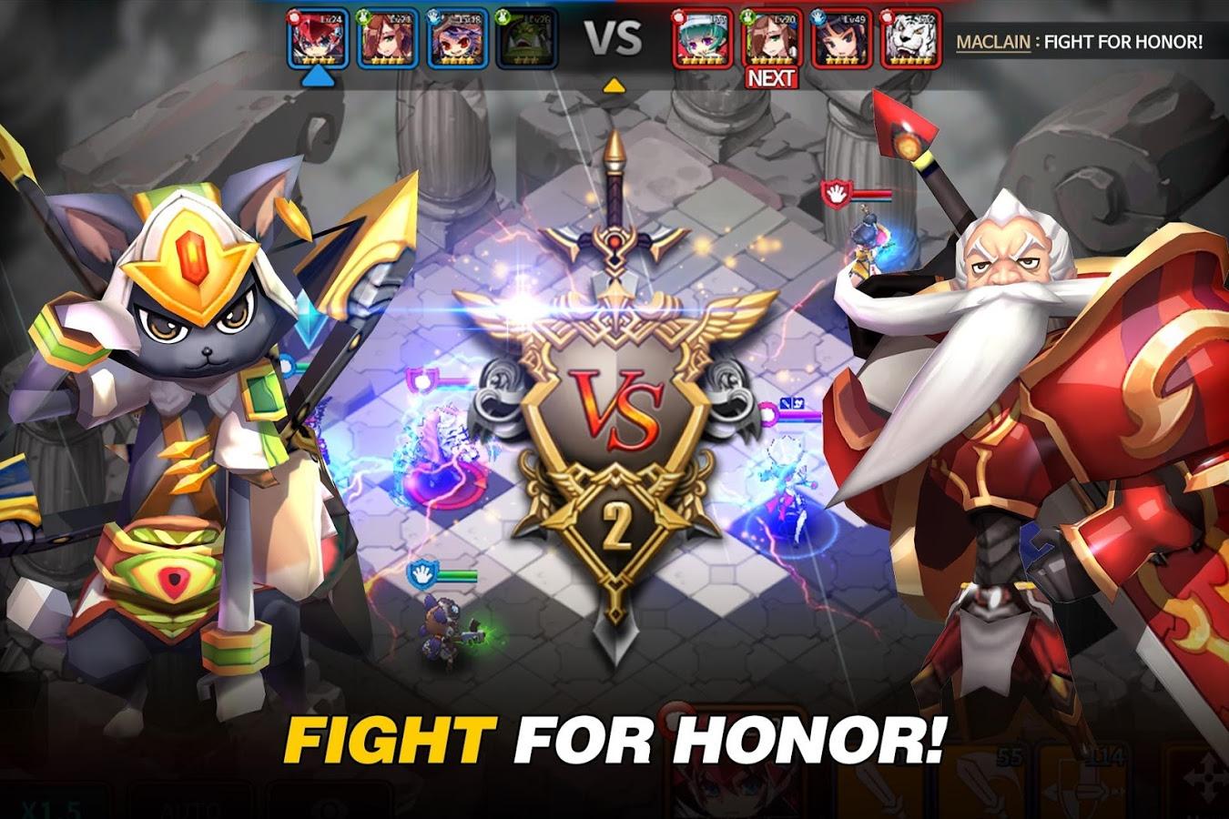 Fantasy War Tactics pc