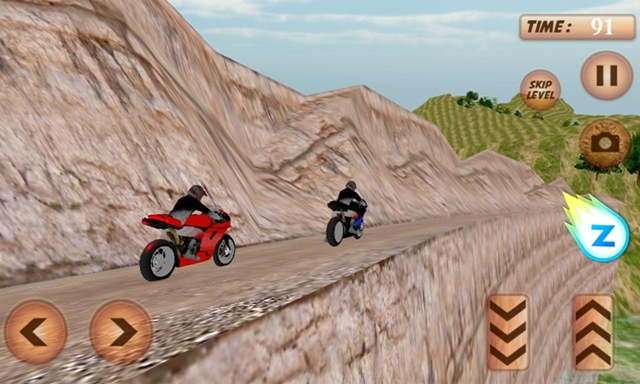 Offroad trial Bike Racing 3D pc