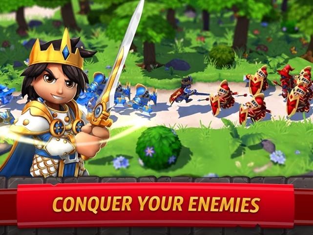Royal Revolt 2 pc